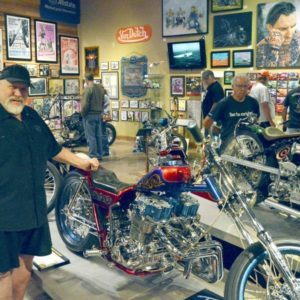 Vintage Motorcycle Rally @ National Motorcycle Museum